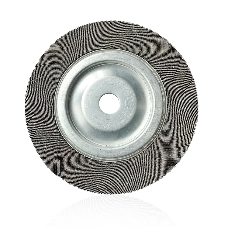 Flap Wheel with Silicon Carbide