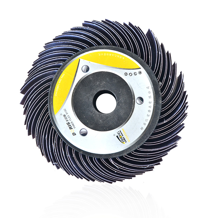 Abrasive Wire Flap Wheel