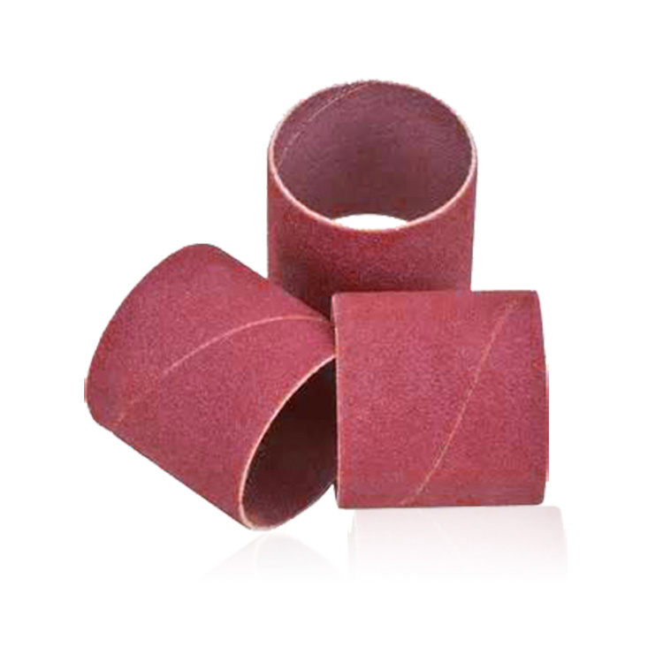 Abrasive Sleeve with Ceramic Grain