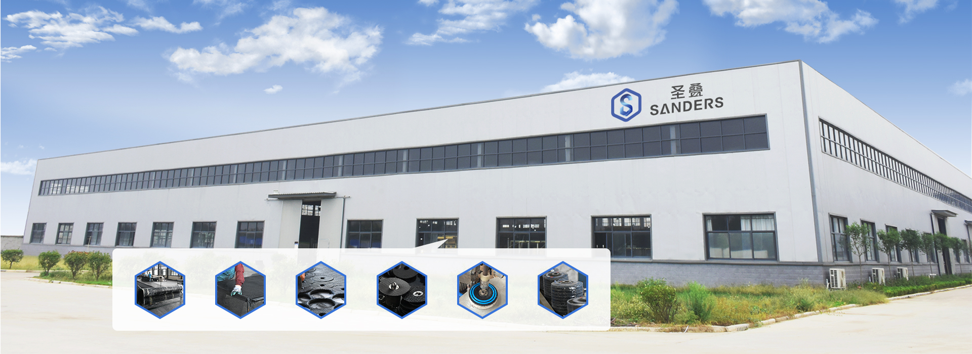 Henan Sanders Abrasives Co., Ltd
